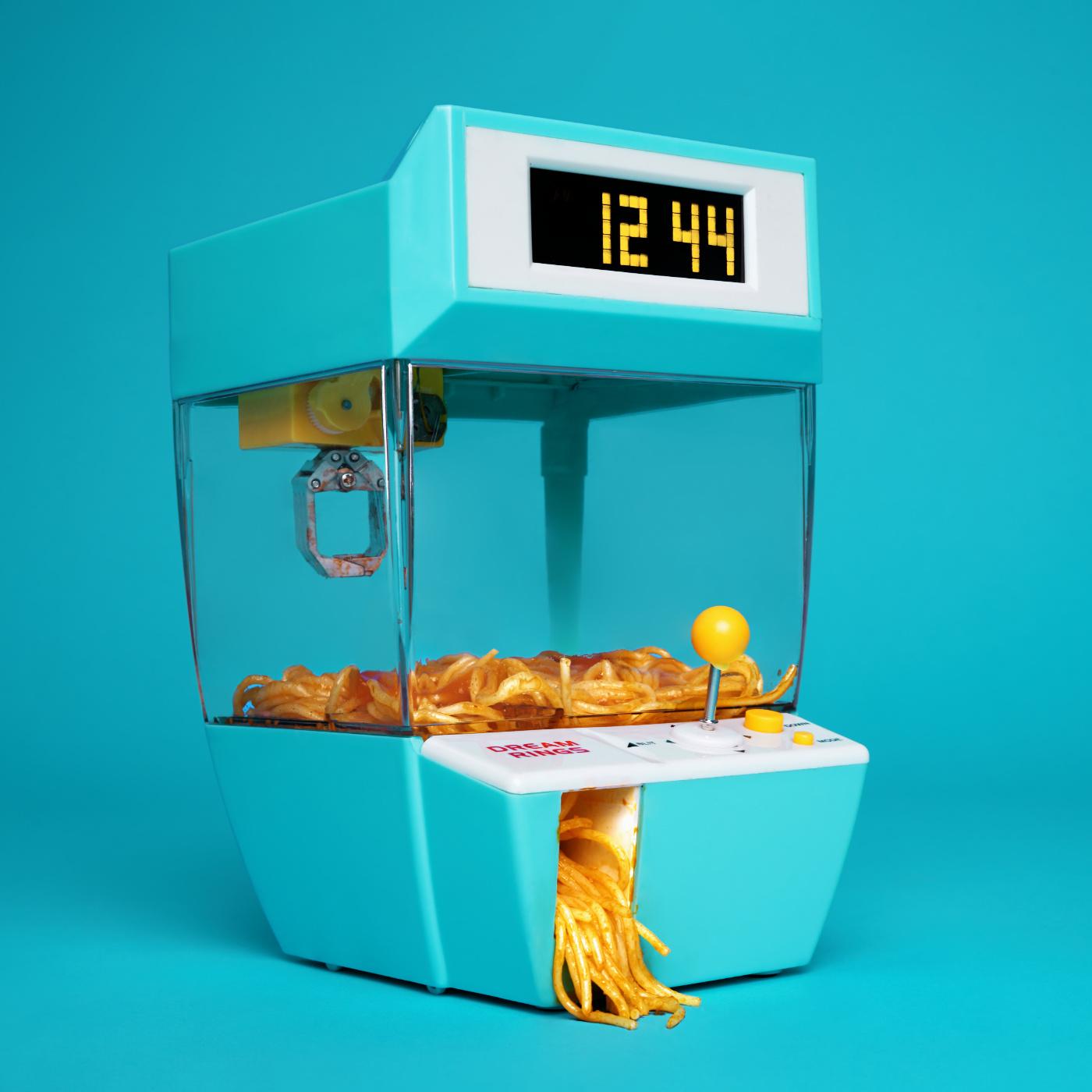 Spaghetti Grabber